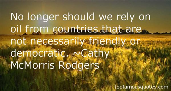 Cathy McMorris Rodgers Quotes