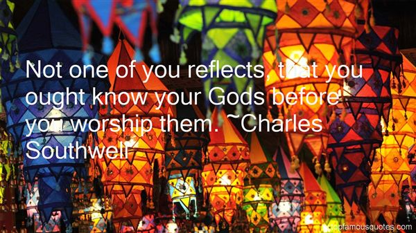 Charles Southwell Quotes