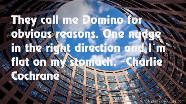 Charlie Cochrane Quotes