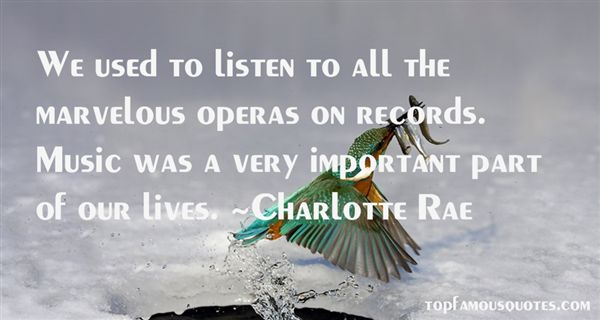 Charlotte Rae Quotes
