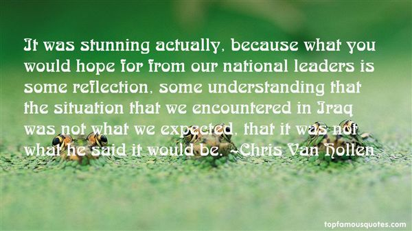 Chris Van Hollen Quotes