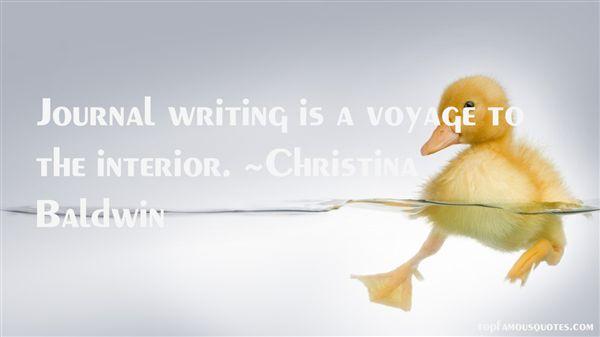 Christina Baldwin Quotes