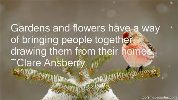 Clare Ansberry Quotes