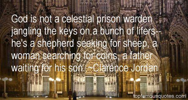 Clarence Jordan Quotes