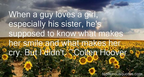 Collen Hoover Quotes