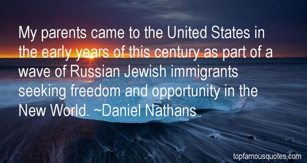 Daniel Nathans Quotes