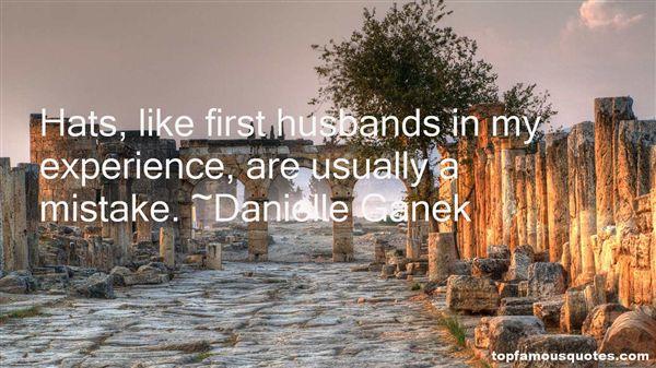Danielle Ganek Quotes