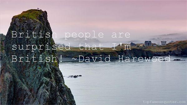 David Harewood Quotes