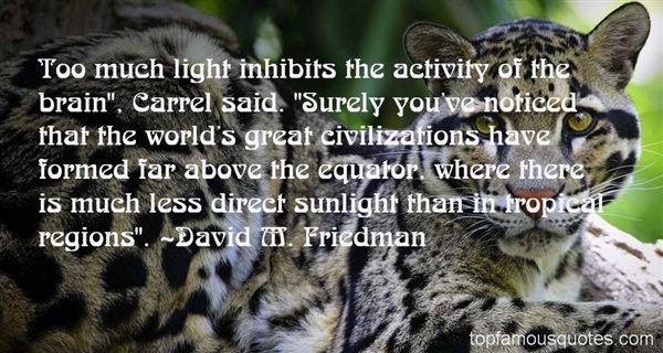 David M. Friedman Quotes