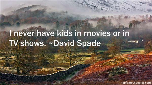 David Spade Quotes