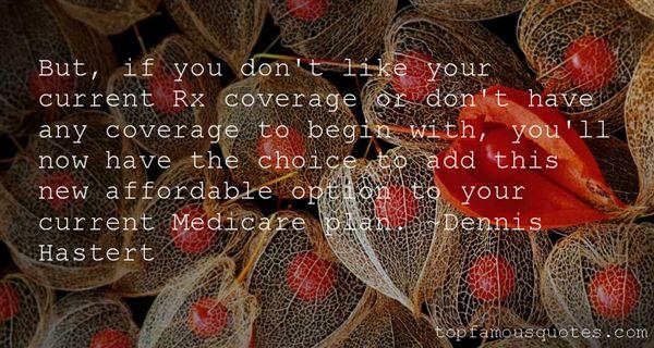 Dennis Hastert Quotes