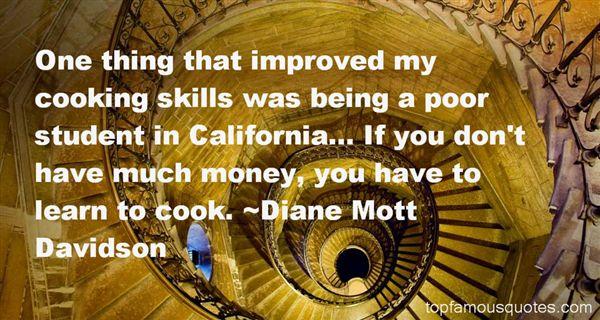 Diane Mott Davidson Quotes