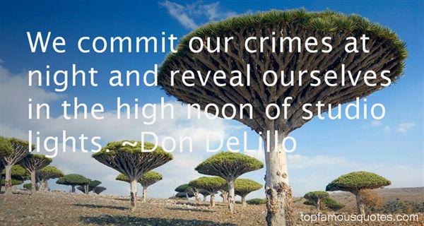 Don DeLillo Quotes