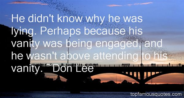 Don Lee Quotes