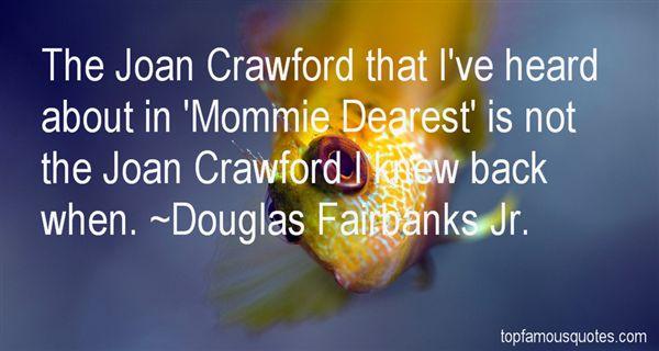 Douglas Fairbanks Jr. Quotes