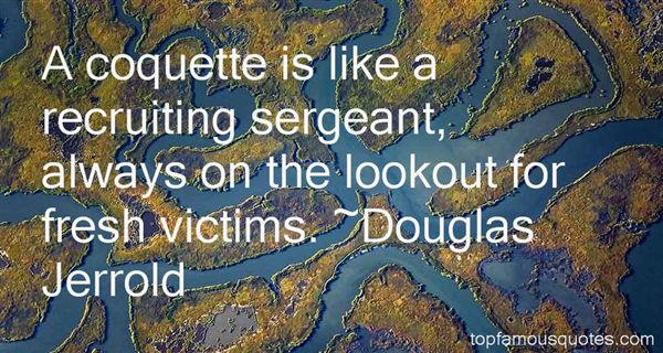 Douglas Jerrold Quotes