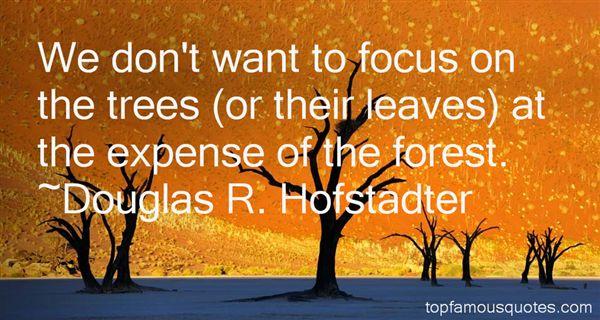 Douglas R. Hofstadter Quotes