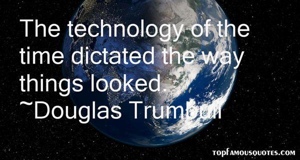 Douglas Trumbull Quotes
