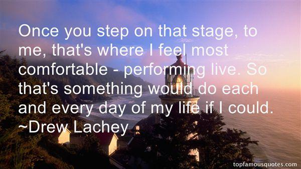 Drew Lachey Quotes