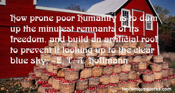 E. T. A. Hoffmann Quotes