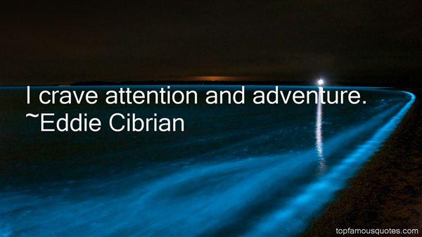 Eddie Cibrian Quotes