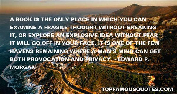 Edward P. Morgan Quotes