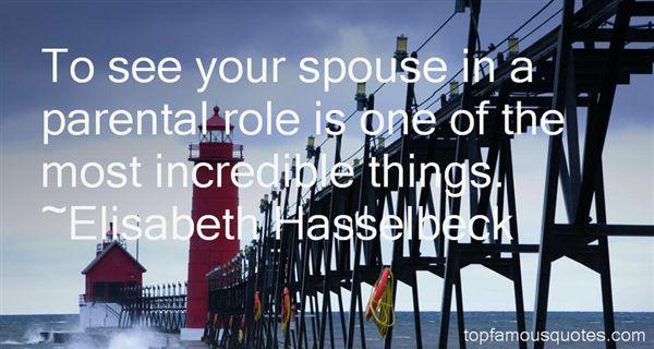 Elisabeth Hasselbeck Quotes