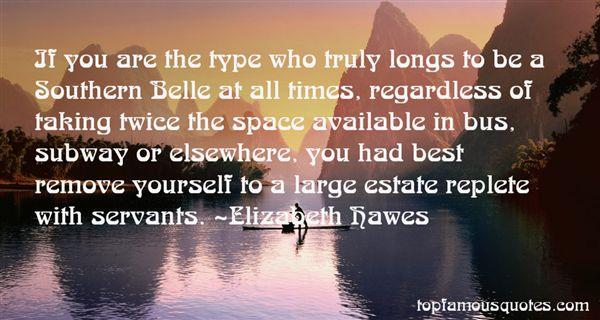Elizabeth Hawes Quotes