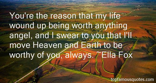 Ella Fox Quotes
