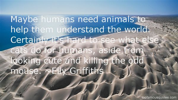 Elly Griffiths Quotes