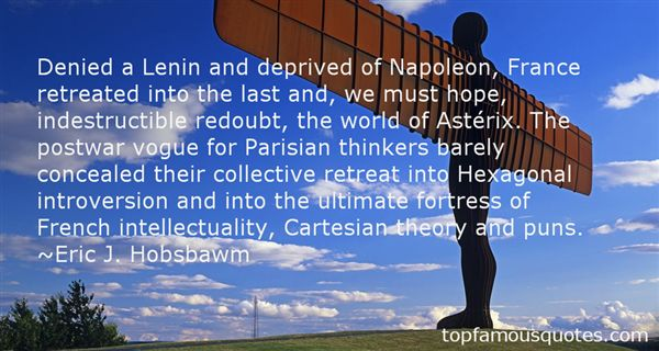 Eric J. Hobsbawm Quotes
