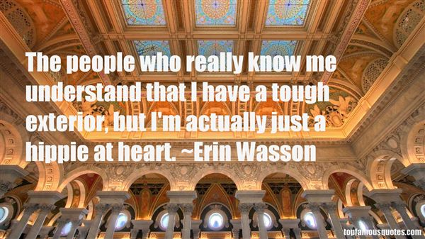 Erin Wasson Quotes