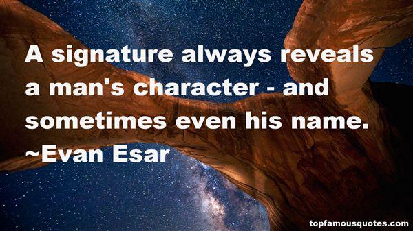 Evan Esar Quotes