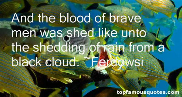 Ferdowsi Quotes