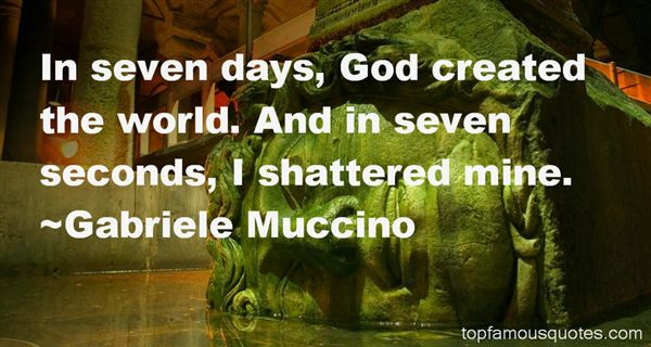Gabriele Muccino Quotes