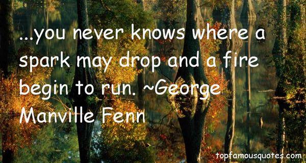 George Manville Fenn Quotes