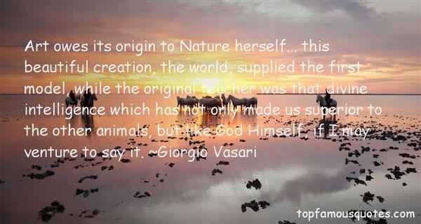 Giorgio Vasari Quotes