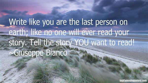 Giuseppe Bianco Quotes