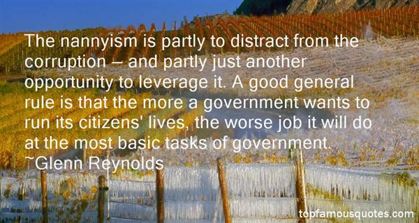Glenn Reynolds Quotes