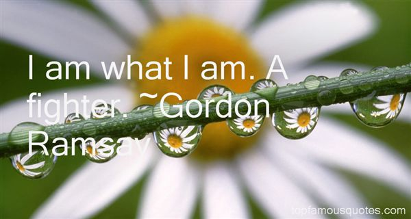 Gordon Ramsay Quotes