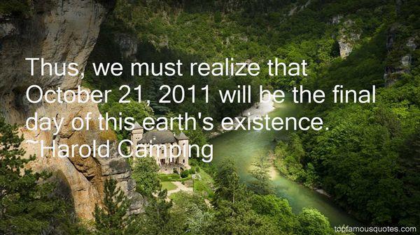Harold Camping Quotes