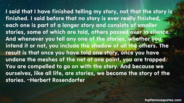 Herbert Rosendorfer Quotes