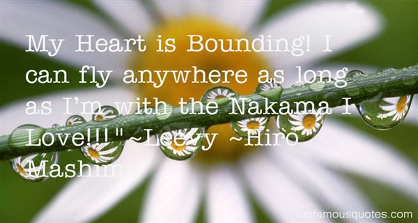 Hiro Mashima Quotes