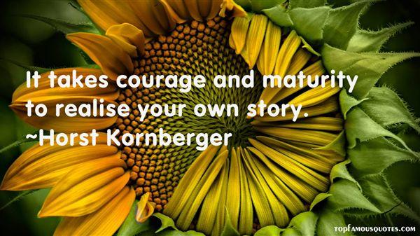 Horst Kornberger Quotes