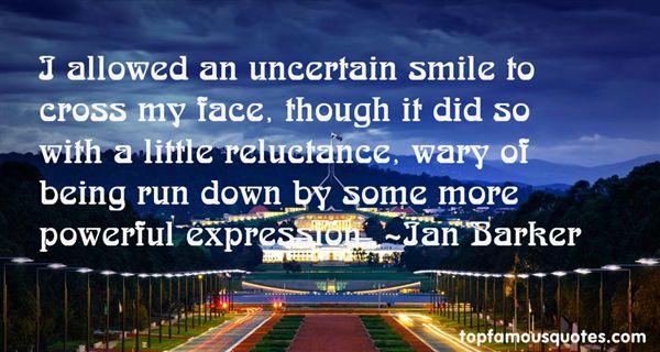 Ian Barker Quotes