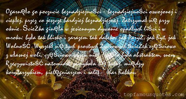Ihar Babkou Quotes