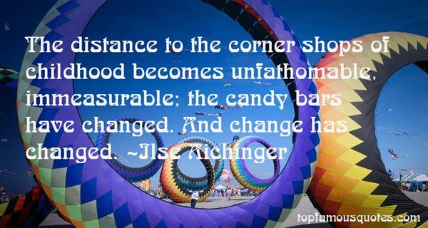 Ilse Aichinger Quotes