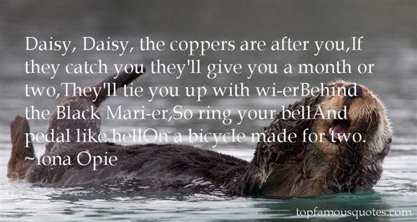 Iona Opie Quotes