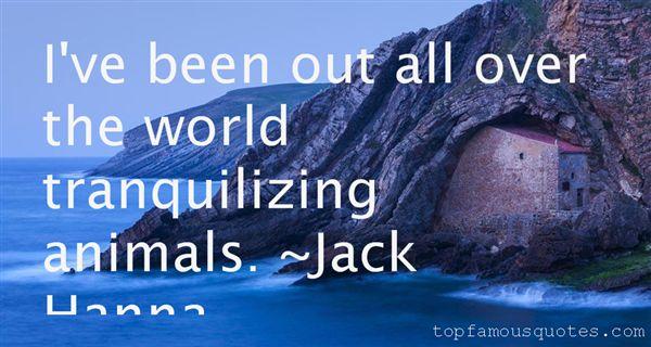 Jack Hanna Quotes