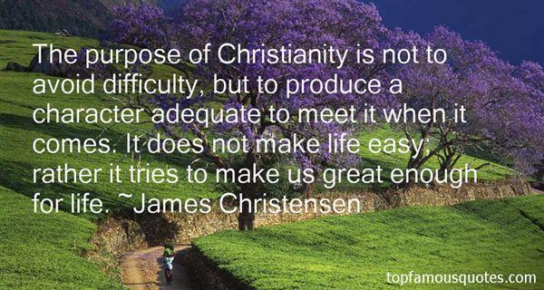 James Christensen Quotes